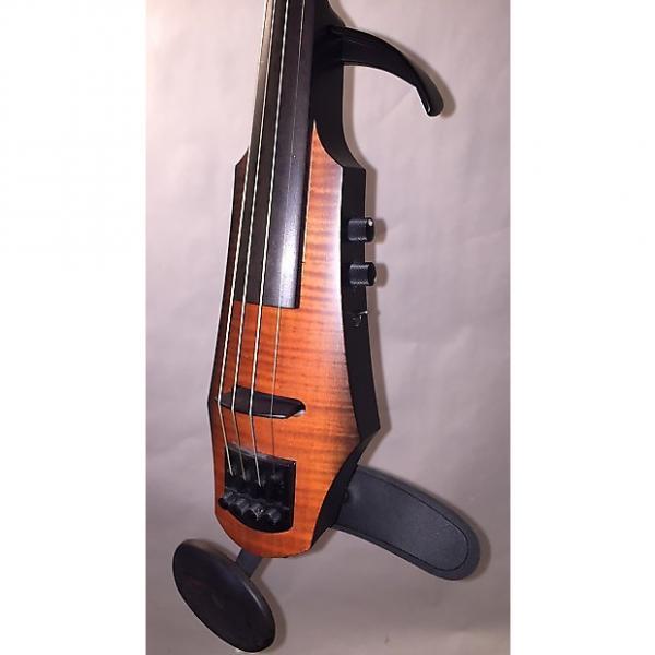 Custom NS Design NXT4 Violin 2016 Amberburst with case #1 image