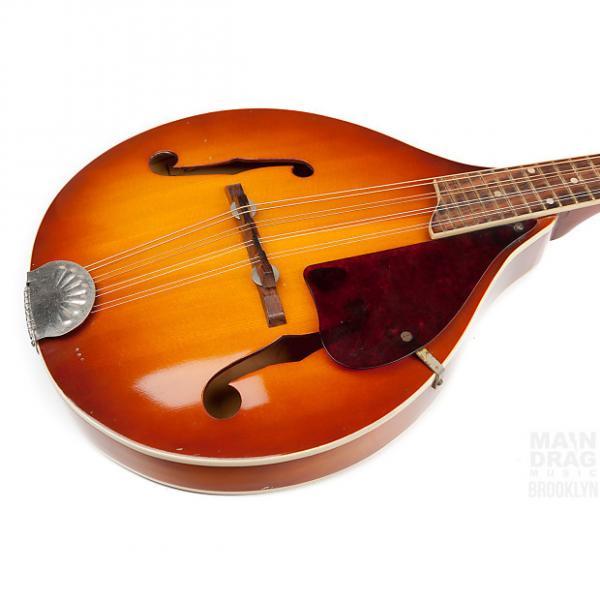 Custom 1970's Harmony H8017 A-style Mandolin #1 image