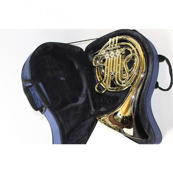 Custom Hans Hoyer 7801NS Professional French Horn MINT DISPLAY MODEL #1 image