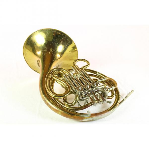 Custom Elkhart Conn Connstellation 28D French Horn VERY RARE! #1 image