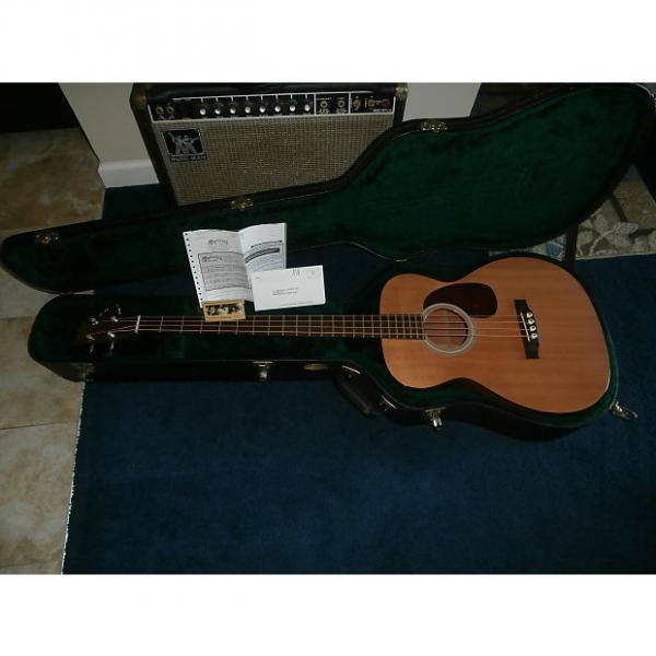 Custom Lightly Used 2004 Martin B-1 (B1) Acoustic Bass Guitar w/ Original Hardshell Case! #1 image