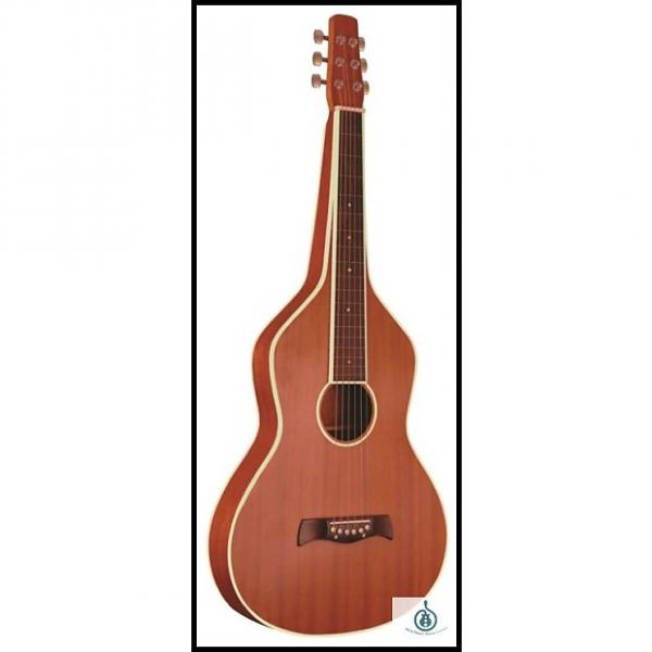 Custom Gold Tone GT-Weissenborn Acoustic Hawaiian-Style Steel Guitar w/ Gig Bag; New, Free Shipping #1 image