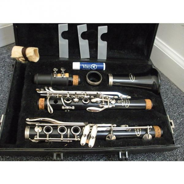 Custom Vito Clarinet Black / Chrome #1 image