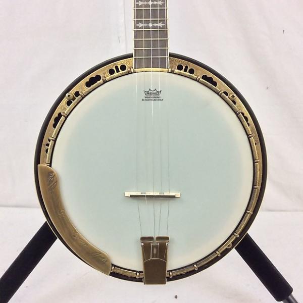 Custom Washburn B120k 5-String Banjo #1 image