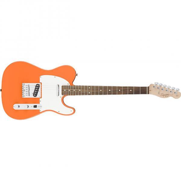 Custom Squier Affinity Series™ Telecaster® Competition Orange #1 image