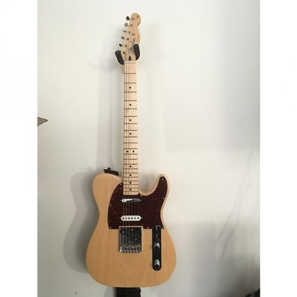 Custom Fender Deluxe Nashville Telecaster 2013 Butterscotch Blonde #1 image