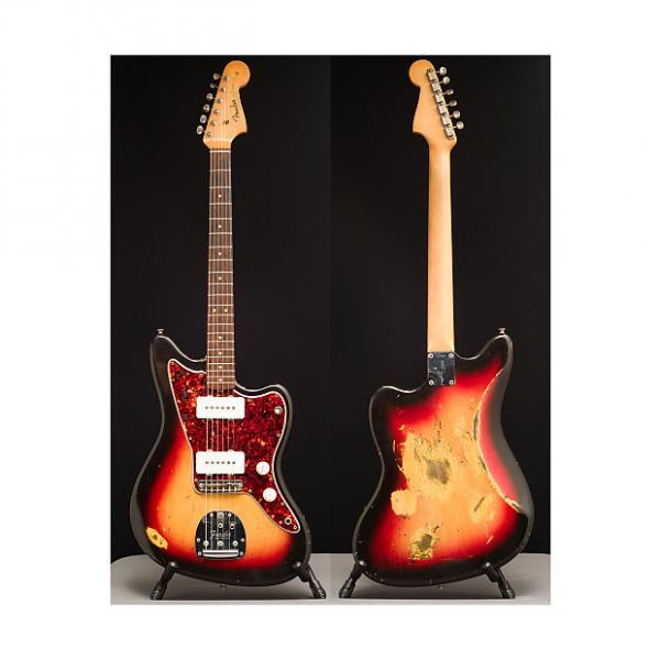 Custom Fender Jazzmaster 1963 Sunburst #1 image