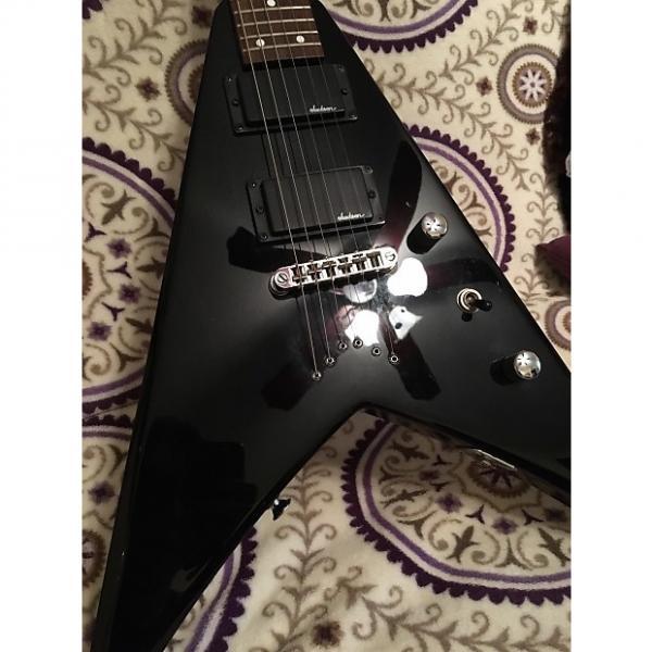 Custom Jackson JS30KV 2006 Black #1 image
