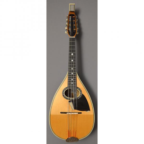 Custom Lorenzo Lippi 5bis Italian Bowlback Mandolin #1 image