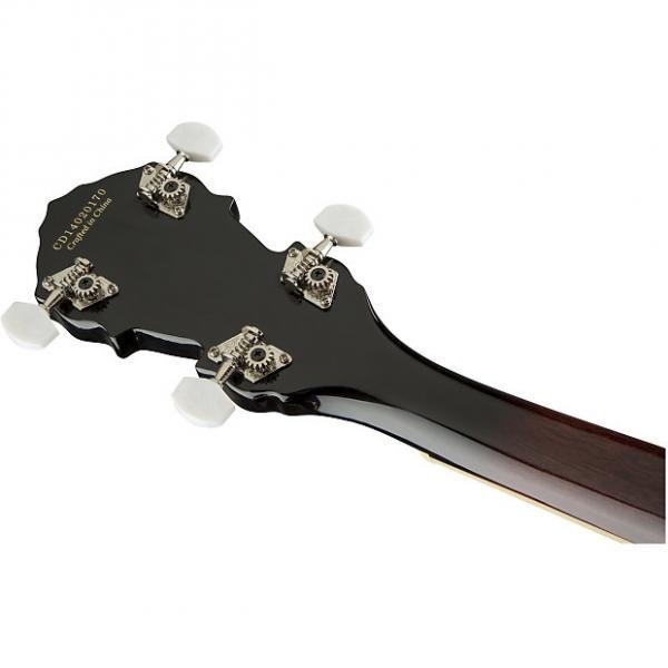 Custom Fender Concert Tone 54 Banjo Rosewood Fingerboard Brown Sunburst #1 image