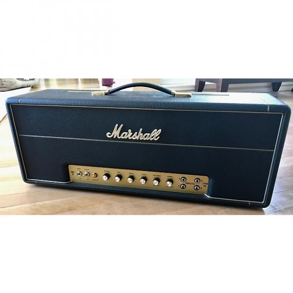Custom Marshall Super 100JH Jimi Hendrix Signature Head 2006 Black & Gold #1 image