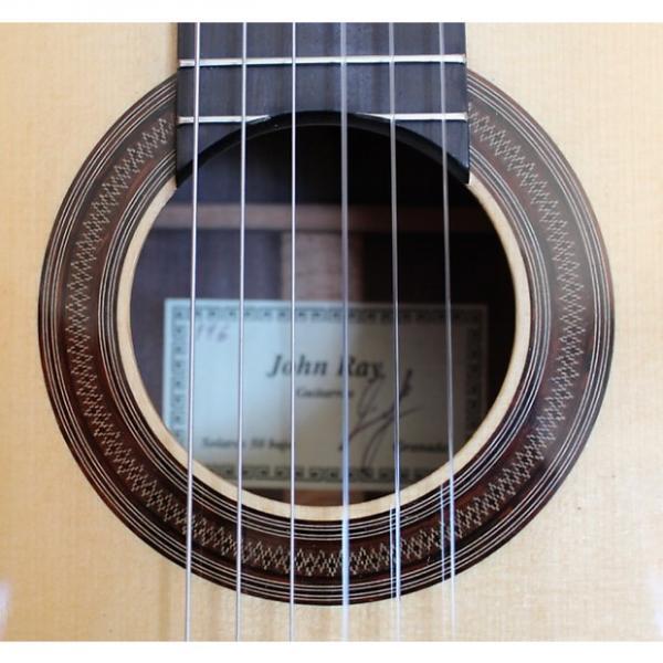 Custom John Ray Classical guitar 2016 French Polish #1 image
