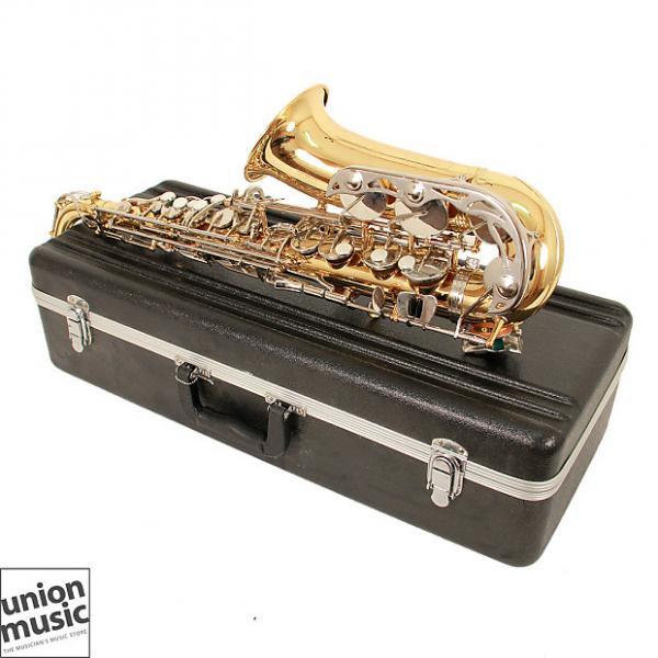 Custom Bundy II Selmer Alto Saxophone BAS-300 Beginner Student Intermediate Skill Level #1 image