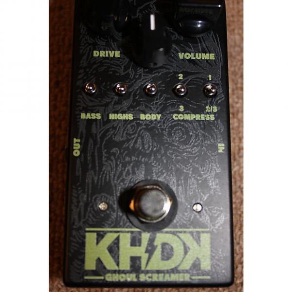 Custom KHDK Electronics Ghoul Screamer #1 image