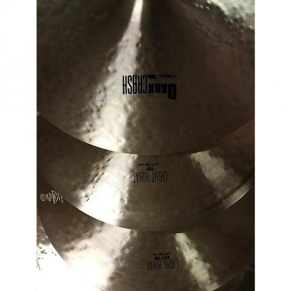Custom Zildjian K dark/K Light Special Pack- Free Tunebot-! 5 cymbals TOP new Set Up  2017 #1 image