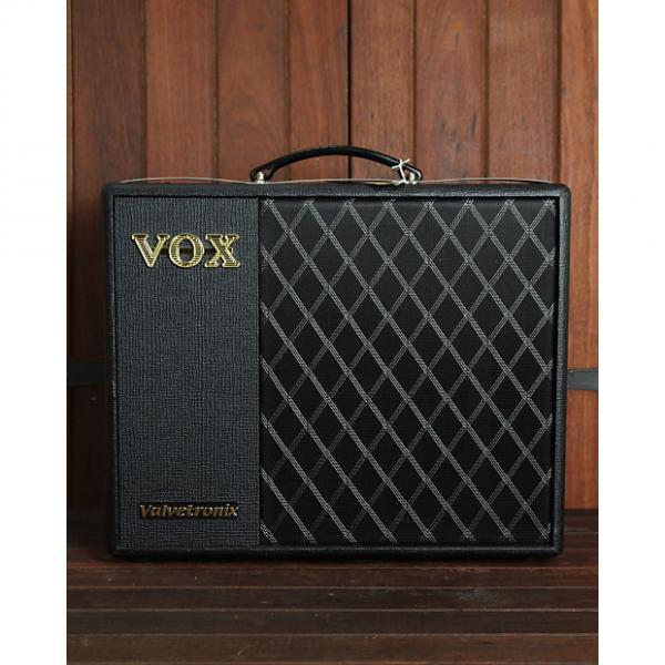 Custom Vox VT40X 40W 1x10 Guitar Modeling Combo Amp #1 image