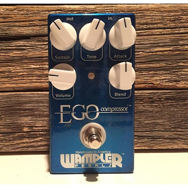 Custom Wampler Ego Compressor MINT! #1 image