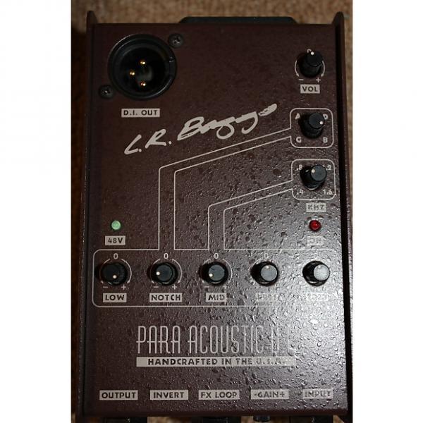 Custom LR Baggs Para Acoustic D.I. #1 image