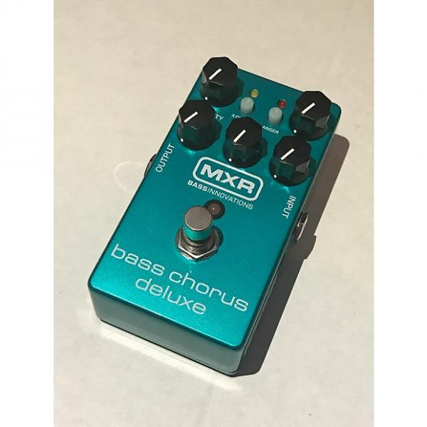 Custom MXR Bass Chorus Deluxe #1 image