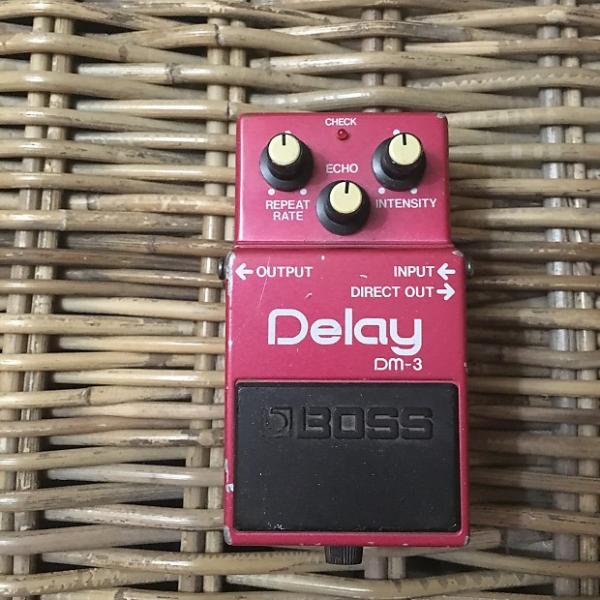 Custom Boss DM-3 Analog Delay (MIJ 1980's) #1 image