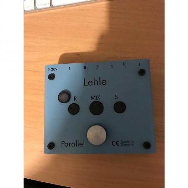 Custom Lehle Parallel mixer pedal #1 image