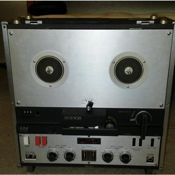 Custom 1963 Sony Stereo 600 Reel to Reel Player #1 image