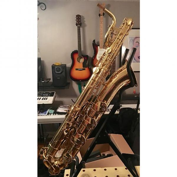 Custom Yanagisawa B991 Baritone Saxophone #1 image