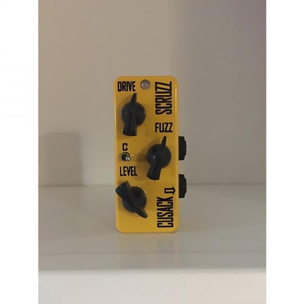 Custom Cusack Music Scruzz yellow #1 image