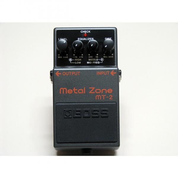 Custom Boss MT-2 Metal Zone #1 image