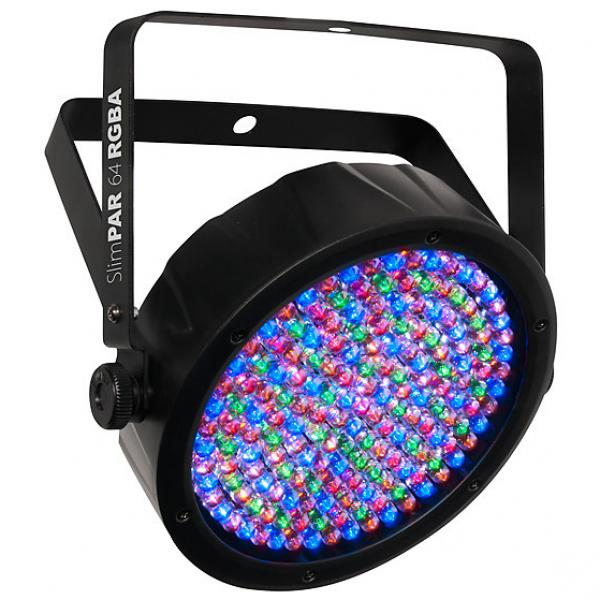 Custom Chauvet DJ SlimPAR 64 RGBA LED Par Light #1 image