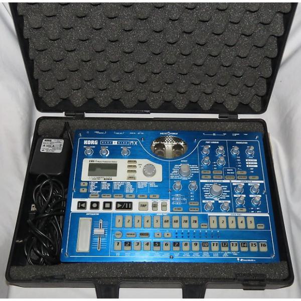 "Custom Korg Electribe MX EMX-1 ""Music Production Station"" Drum Machine/Synth Module - with Case! #1 image"