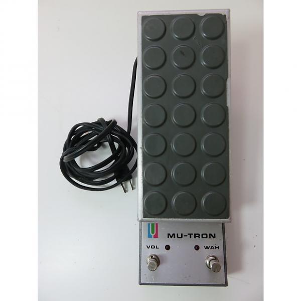 Custom Rare Vintage Musitronics Mu-Tron C200 Volume Wah Pedal Bi Phase Control #1 image