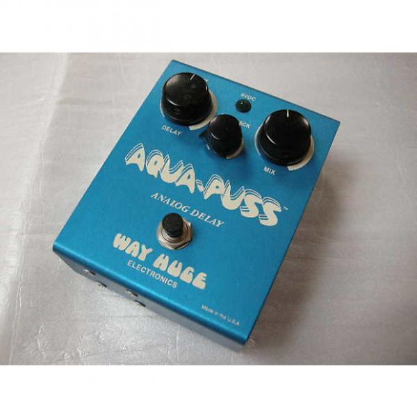 Custom Way Huge Aqua Puss V1 1998 Blue #1 image