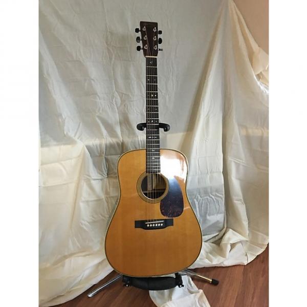 Custom Martin HD 28 pse Limited Edition Signature 1988 Spruce/Rosewood #1 image