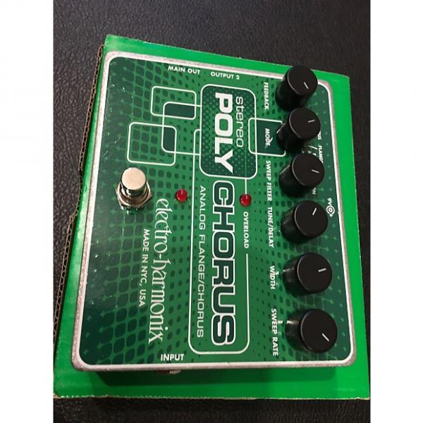 Custom Electro harmonix  Stereo poly chorus #1 image