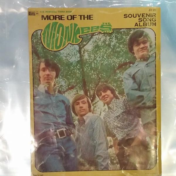 Custom More of the Monkees - Souvenir Song Album #1 image