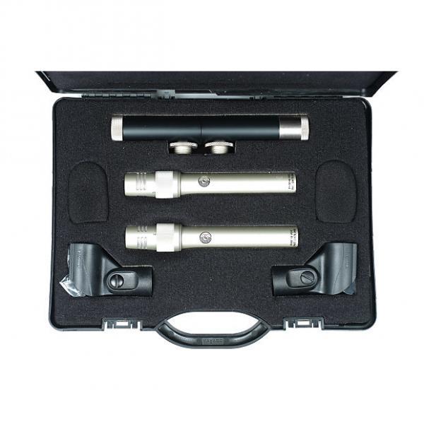 Custom Shure KSM141SL - KSM-141 stereo pair w/ stereo bar #1 image