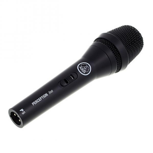 Custom AKG P5S Vocal Dynamic Microphone #1 image