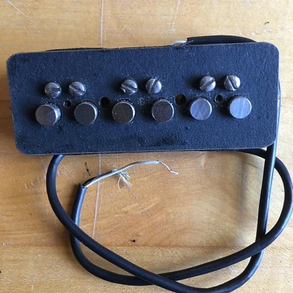 Custom TV Jones T-Armond Bridge pickup #1 image