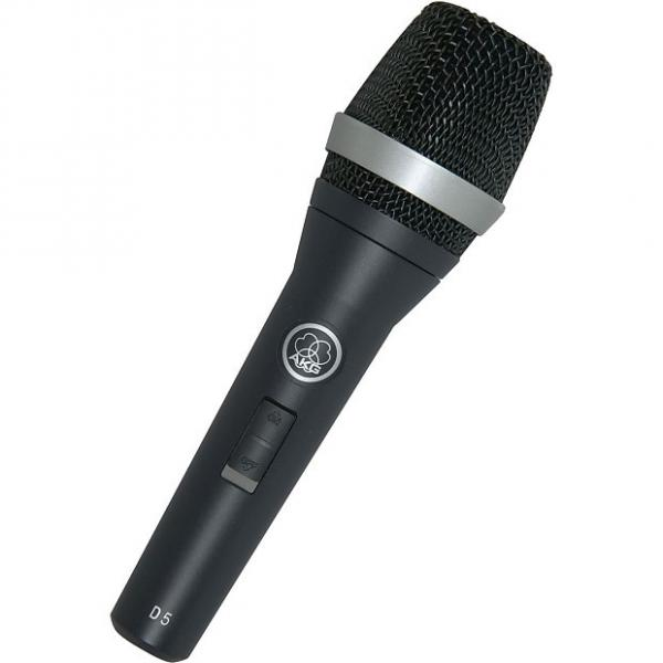 Custom AKG D5S Dynamic Vocal Microphone #1 image