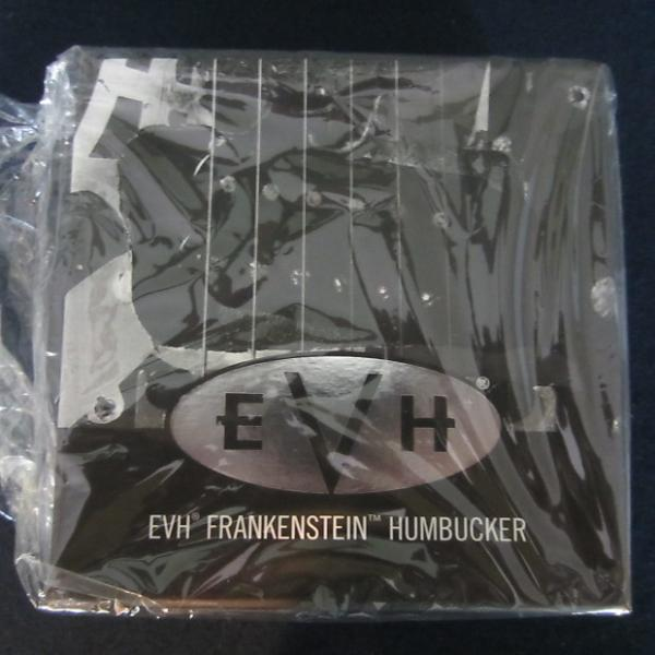 Custom EVH Frankenstein Pickup Black #1 image