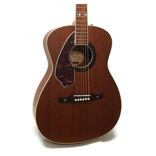 Custom Fender Tim Armstrong Hellcat Concert Left-Handed Acoustic-Electric Guitar #1 image