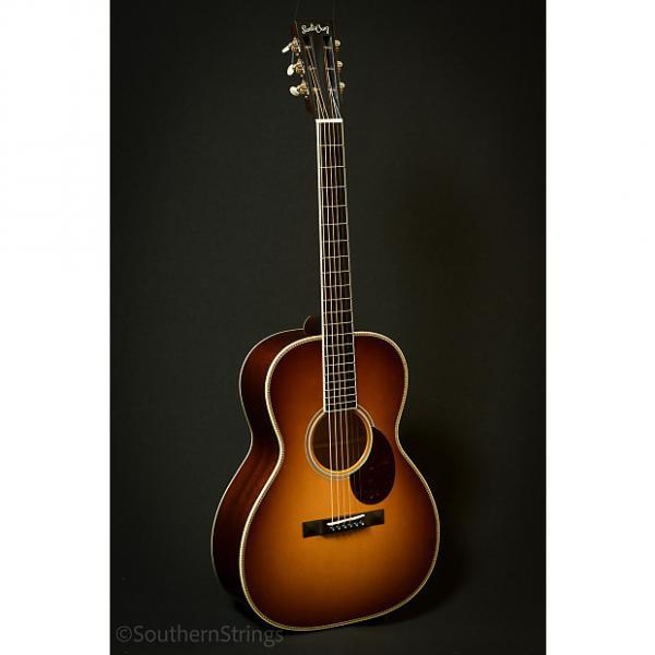 Custom Santa Cruz H13 Guitar #1 image