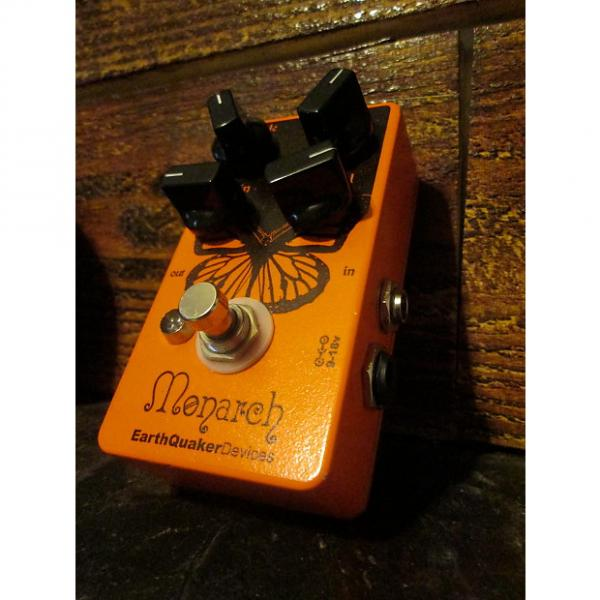 Custom EarthQuaker Devices Monarch Overdrive  #002! #1 image