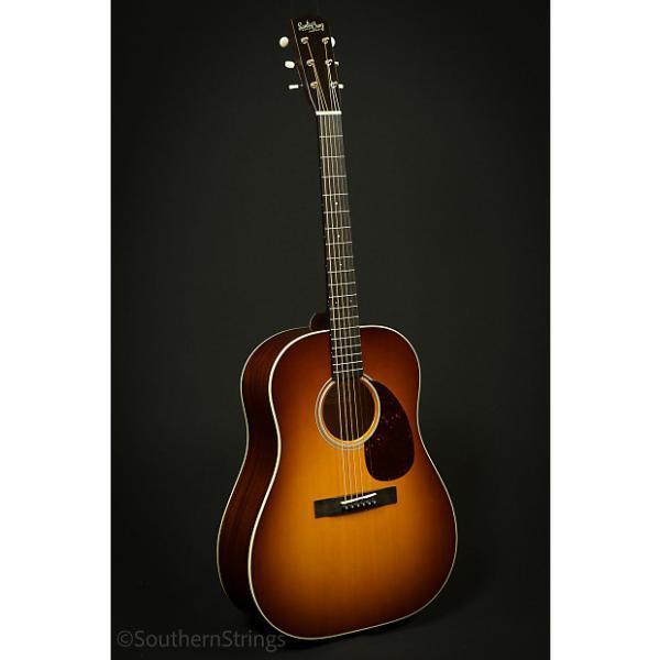 Custom Santa Cruz Vintage Southerner Guitar #1 image