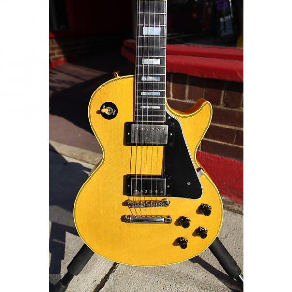 Custom Gibson Les Paul Custom 1957 Reissue 2004 TV Yellow #1 image
