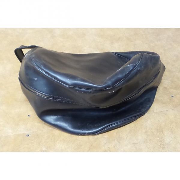 Custom Ludwig 10x14 Leather Drum Bag #1 image