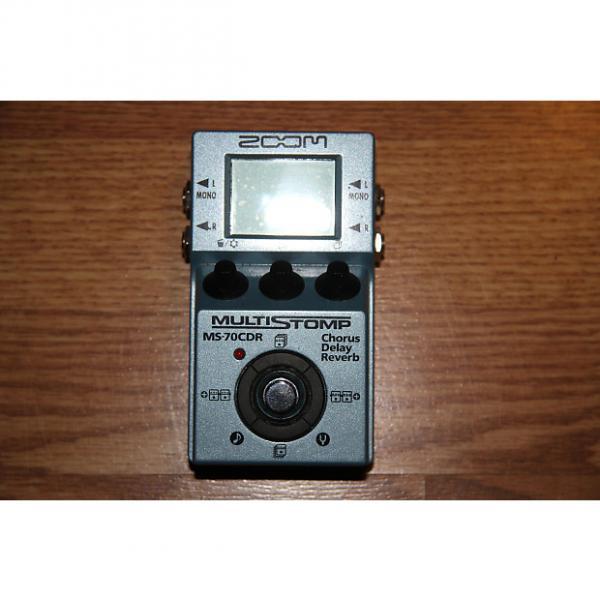 Custom Zoom MS-70CDR Chorus Delay Reverb #1 image