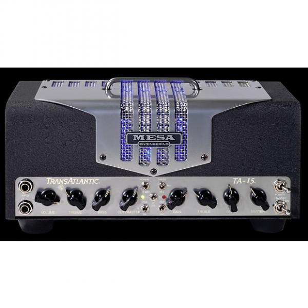 Custom Mesa Boogie Transatlantic TA-15 Head, New, Out of Box #1 image