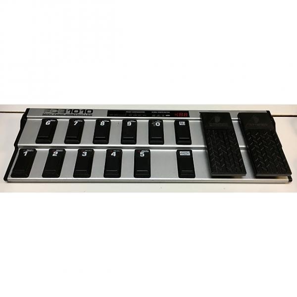 Custom BEHRINGER FCB1010 Ultra-flexible MIDI Floor Controller w/PS & Cable #1 image